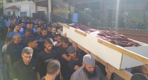 زلفة: تشييع جثمان المرحوم محمد زيتاوي لمثواه الاخير