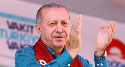 بعد اعلان فوزه .. أردوغان يعد بالمزيد من الاصلاحات