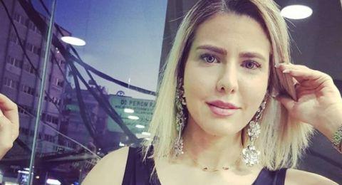 بعد ابتعادها عن الأضواء: جويل حاتم تحتفل بزفاف شقيقتها.. شاهدوا إطلالتهال