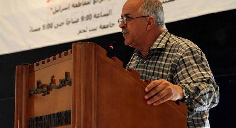 القدس: اطلاق سراح الصحفي راسم عبيدات بشروط