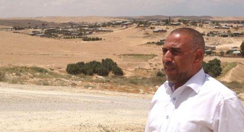النائب ابو عرار يستجوب وزير المواصلات حول اغلاق مداخل لقرية رخمة غير المعترف بها