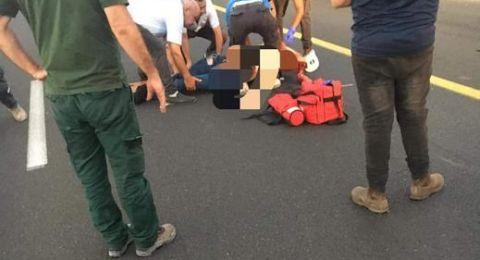 محمد خديجة من قلنسوة ضحية حادث الطرق على شارع 6