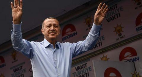 في خطاب النصر الرئاسي.. إردوغان يهدد بمواصلة التوغل داخل سوريا