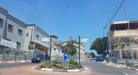 الشبلي أم الغنم: وضع لافتات تدل على أسماء الشوارع