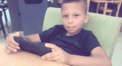 جسر الزرقاء: مصرع الطفل طلال عماش (10 سنوات) بحادث دهس