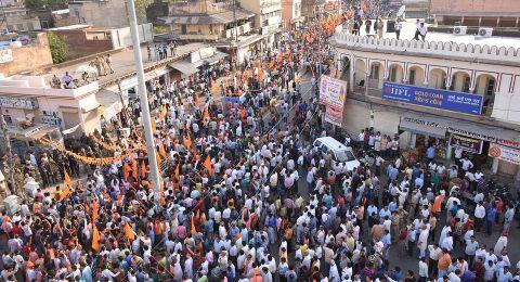 الهند: احتجاجات عارمة على اغتصاب طفلة في الثامنة من عمرها