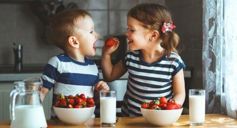 خمسة أمور يمكن أن تحسن تغذية الأطفال