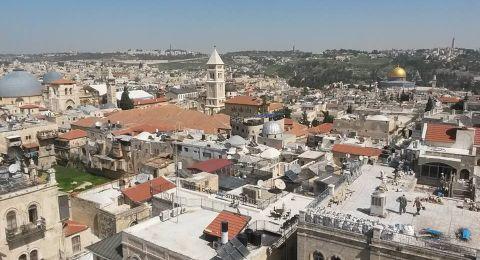 الامير ويليام يزور القدس الشرقية اليوم الخميس