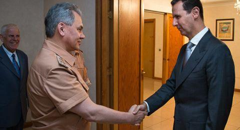 الأسد: الغرب لن يشارك في إعادة إعمار سوريا