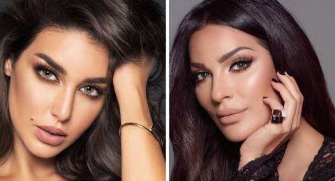 ياسمين صبري نسخة عن نادين نسيب نجيم في أحدث صورها.