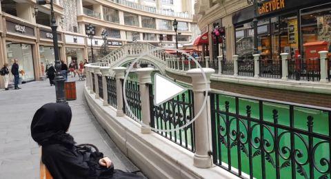 فينيسيا مول اسطنبول، يجمع بين الترفيه والتسويق