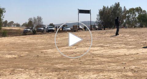 للمرة الـ 130 هدم بيوت في قرية العراقيب