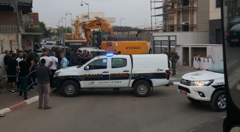 جلجولية: أجواء مشحونة بسبب هدم منزلين