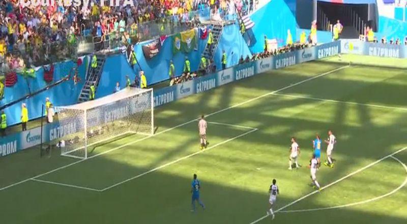 شاهد.. أهداف مباريات اليوم التاسع من مونديال روسيا 2018