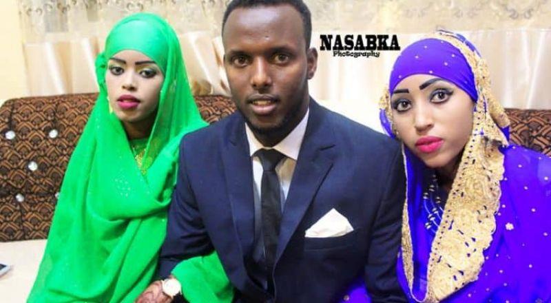 صومالي يتزوج امرأتين في يوم واحد.. وهكذا اقنعهما بالأمر