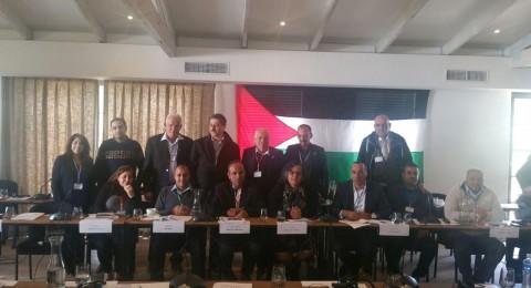 وفد المتابعة يشارك في حوار فلسطيني في جنوب أفريقيا حول مستقبل المشروع الوطني