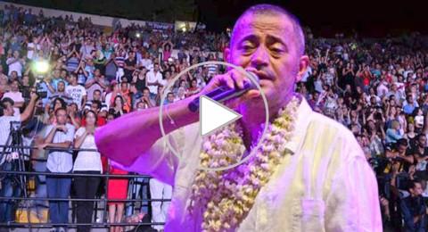 الآلاف في حفل سلطان الطرب جورج وسوف بتونس