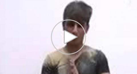 بالفيديو... محمد عساف يطلق حملة