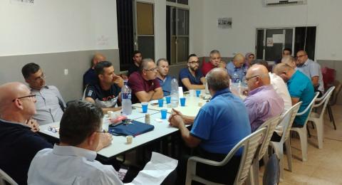 جبهة ام الفحم الديمقراطية تنطلق نحو الانتخابات البلدية القادمة