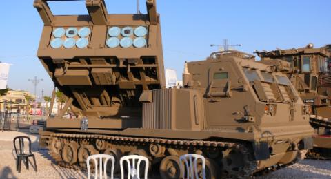 مقتل ضابط وجندي وإصابة 4 جنود إسرائيليين أخرين خلال الليلة في حادث انقلاب مدفع ذاتي بالجولان المحتل