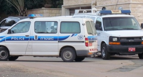 تل ابيب: اعتقال مشتبه عربي قام بسرقة شركة باصات