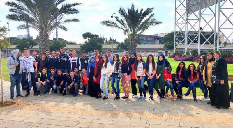 74 مؤسسة تربوية في باقة الغربية تشارك في المشروع البلدي