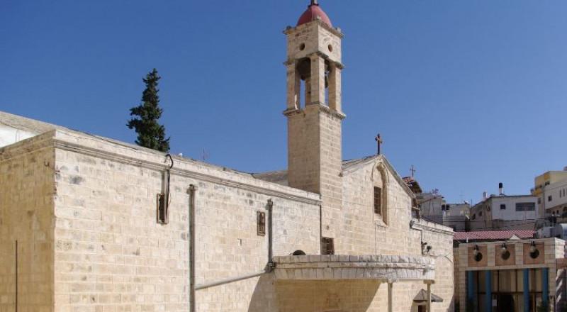ميلادة نقولا عبود (عبدة) من الناصرة في ذمة الله