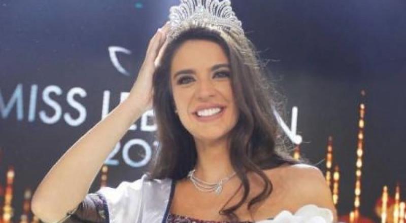 ما لا تعرفونه عن ملكة جمال لبنان بيرلا الحلو.. لمن أهدت التاج؟