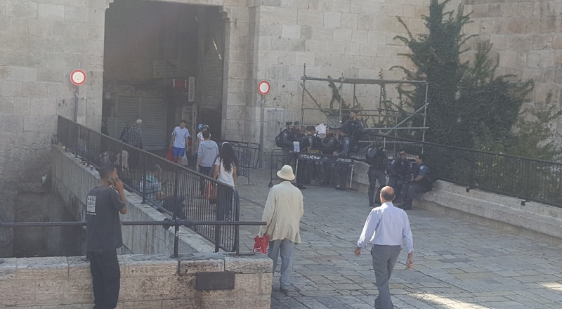 النيابة الاسرائيلية تلتزم بعدم نقل جثامين شهداء الى مقابر الارقام