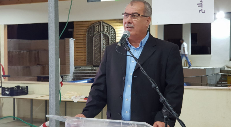 """حضور جماهيري حاشد في مهرجان حزب """"الوفاء والاصلاح"""""""