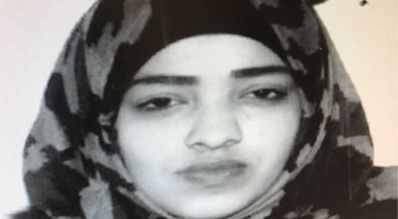 تل السبع: الشرطة تناشد بالبحث معها على الشابة جواهر الأعسم