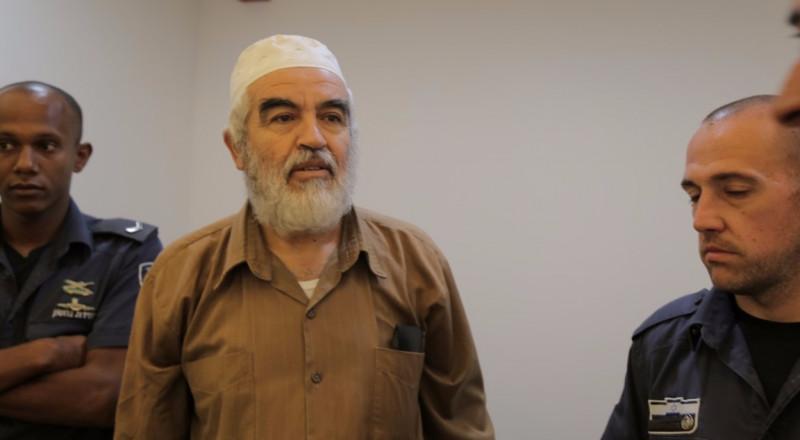 غدًا، تقديم استئناف للعليا ضد الاستمرار باعتقال الشيخ رائد صلاح