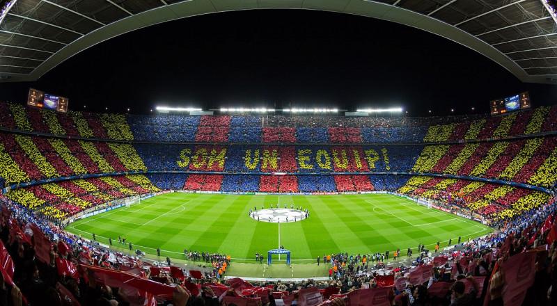 برشلونة يحدد الدوري الذي سيلعب به بعد الانفصال عن اسبانيا