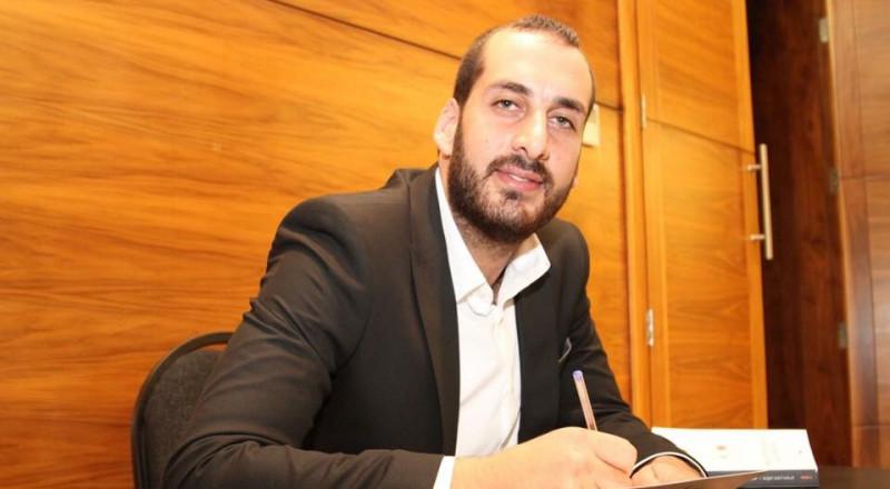 محمد موعد يطلق ديوانه