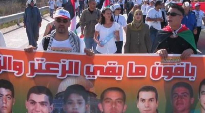 المتابعة: المسيرة المركزية لهبة القدس والأقصى يوم الأحد في سخنين