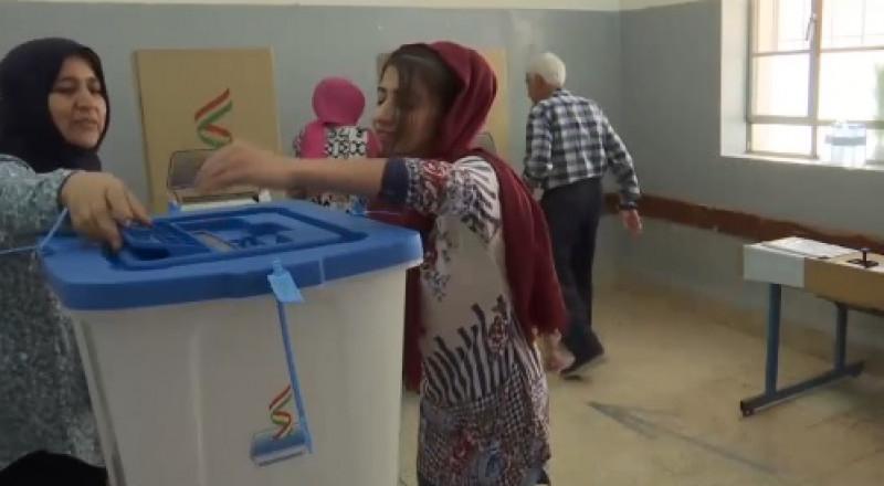 أكثر من 93% يؤيدون انفصال كردستان العراق