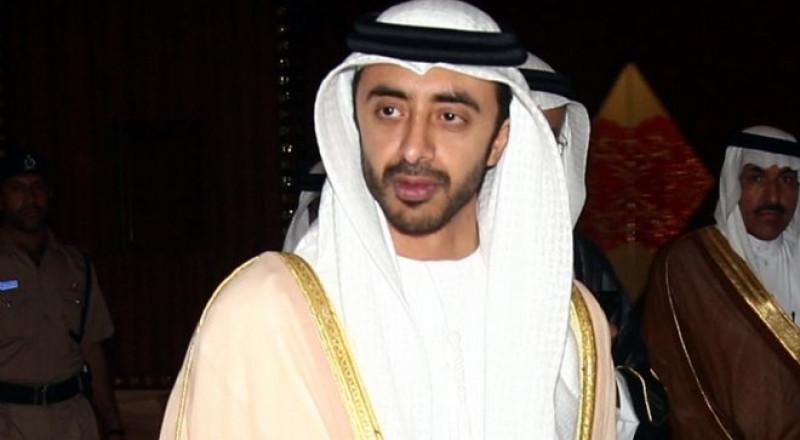 الإمارات : لا سلام دون انهاء احتلال فلسطين