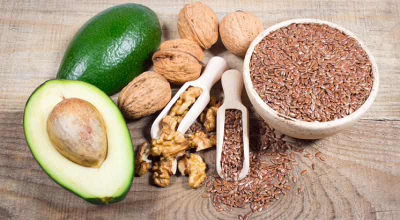 للأشخاص النباتيين.. 7 مصادر طبيعية لأحماض أوميغا 3