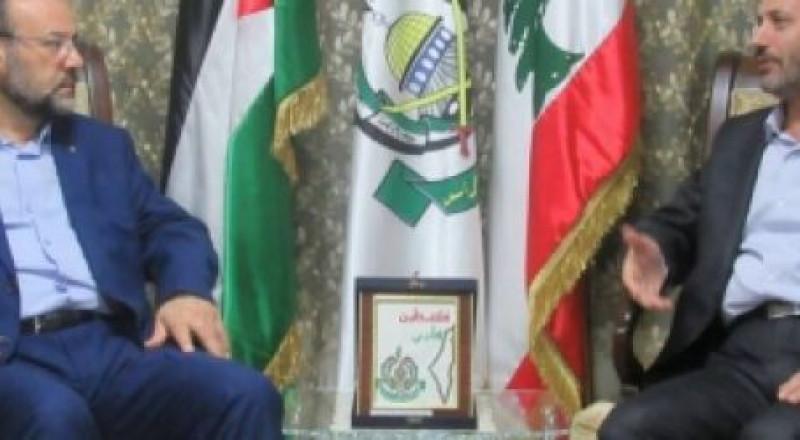 حماس والجهاد في لبنان تباركان عملية القدس وترحبان بالمصالحة