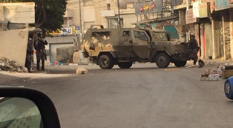 بيت سوريك: حصار مشدد وتسليم اخطارات لعدد من المنازل