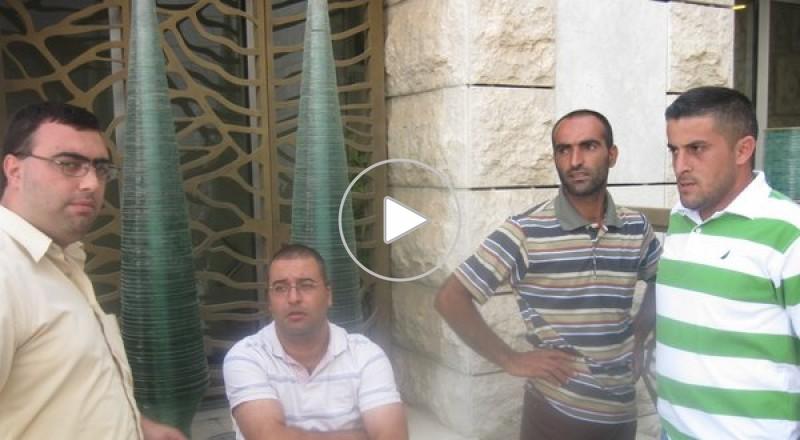 تمديد اعتقال 5 قاصرين على خلفية مواجهات أم الفحم