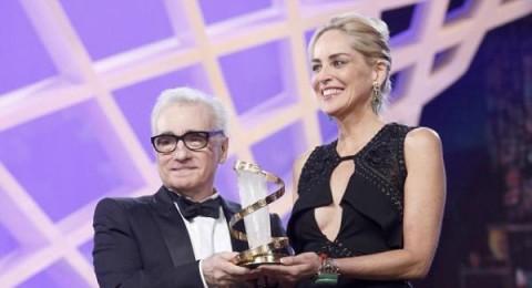 شارون ستون تتألق بإفتتاح مهرجان مراكش السينمائي