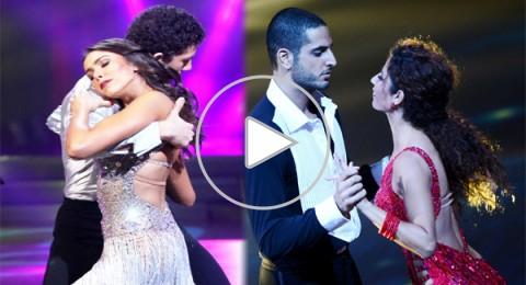 صور من السهرة الرابعة من Dancing with the Stars