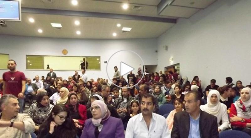 جمعية الشجعان لسكري الاطفال تتألق بأمسية مميزة في اكاديمية القاسمي