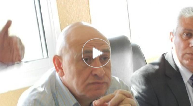 النائب غطاس: غنايم الافضل لرئاسة اللجنة القطرية