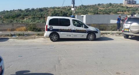 كفر كنا: اطلاق رصاص مكثف داخل مجمع سكني