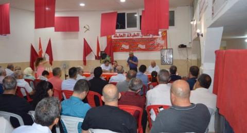 جبهة ام الفحم تحمّل الشرطة مسؤولية تفاقم العنف وعدم ملاحقة المجرمين