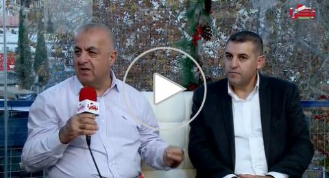 لقاء يجمع بين الفن وخدمات الجماهير مع سعيد ابو شقرا وحسام ابو بكر