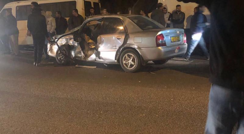 الفريديس: مصرع حامد سعايدة في حادث طرق