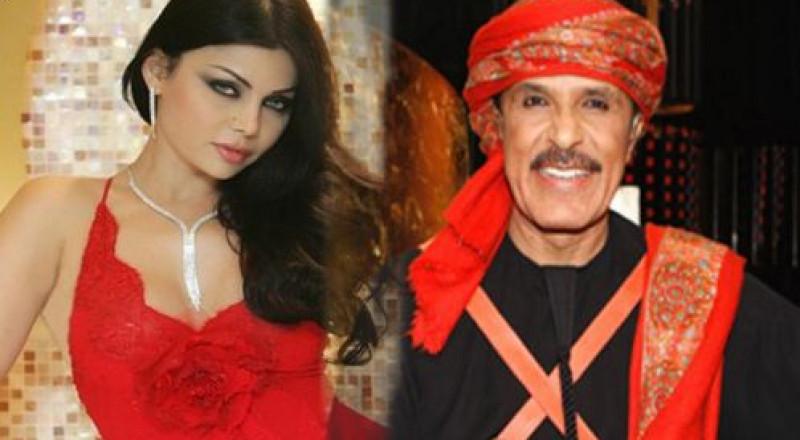 عبدالله بالخير يعترف: تزوجت هيفا وهبي .. وهذا سبب الانفصال